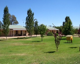 Narrandera Caravan Park - Accommodation Fremantle