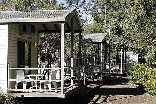 BIG4 Cania Gorge Holiday Park - Accommodation Fremantle