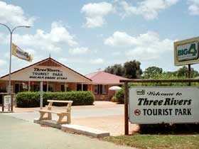 Mundubbera Three Rivers Tourist Park