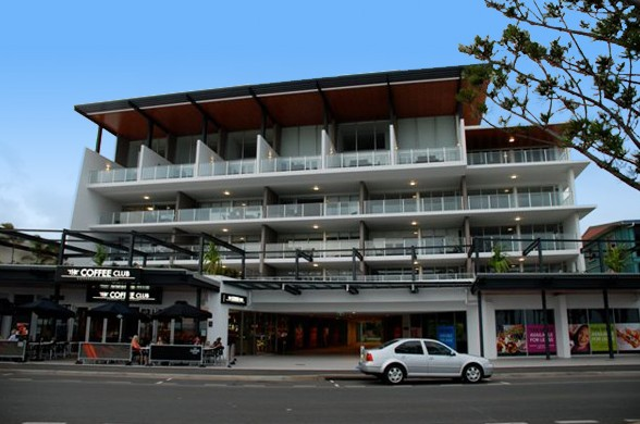 Echelon Apartments Yeppoon - Accommodation Fremantle
