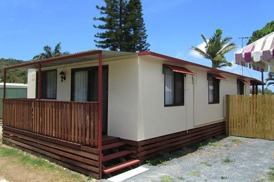 BIG4 Capricorn Palms Holiday Village - Accommodation Fremantle
