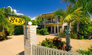 While Away Bed and Breakfast - Accommodation Fremantle