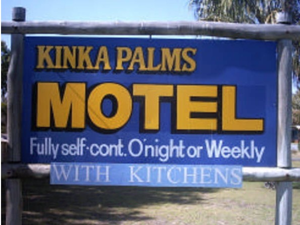 Kinka Palms Beachfront Apartments / Motel - Accommodation Fremantle
