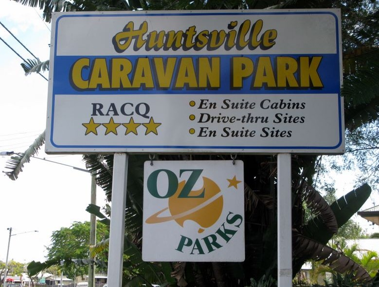 Huntsville Caravan Park - Accommodation Fremantle