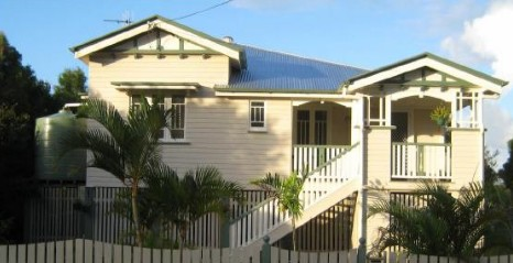 Eco Queenslander Holiday Home and BB - Accommodation Fremantle
