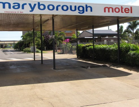 Maryborough Motel and Conference Centre - Accommodation Fremantle
