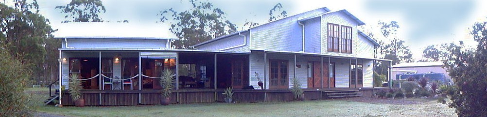 Tin Peaks Bed and Breakfast - Accommodation Fremantle