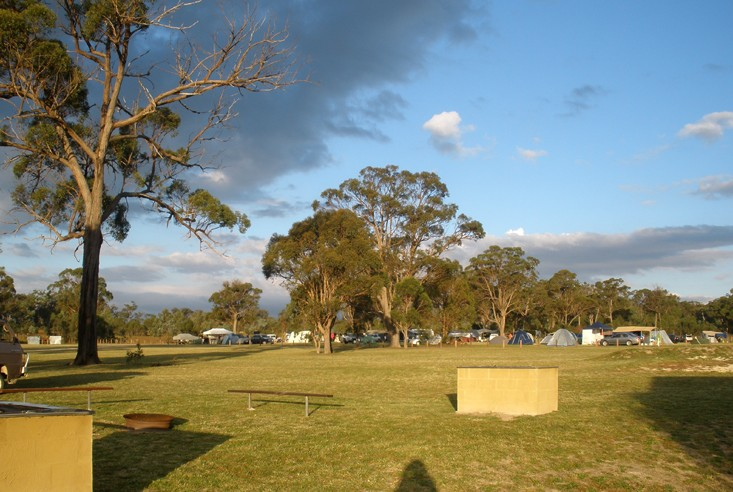 Sommerville Valley Tourist Park - Accommodation Fremantle