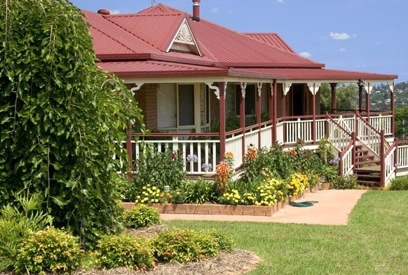 Rock-Al-Roy Bed and Breakfast - Accommodation Fremantle