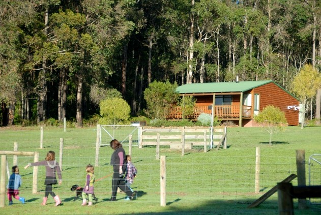 Diamond Forest Farm Stay - Accommodation Fremantle