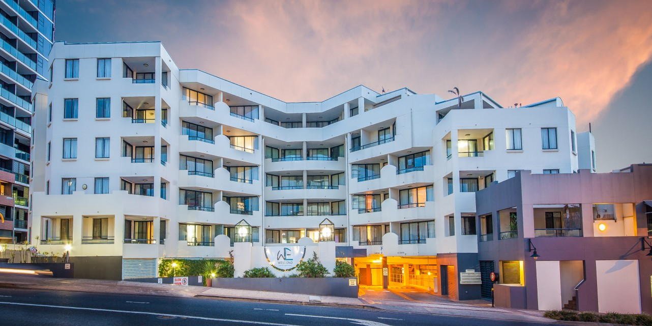 West End Central Apartments - Accommodation Fremantle