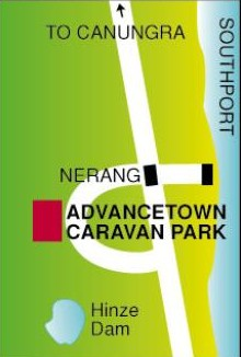 Advancetown Caravan Park - Accommodation Fremantle