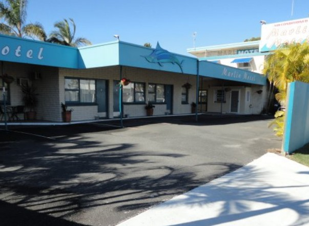 Marlin Motel Pet Friendly - Accommodation Fremantle