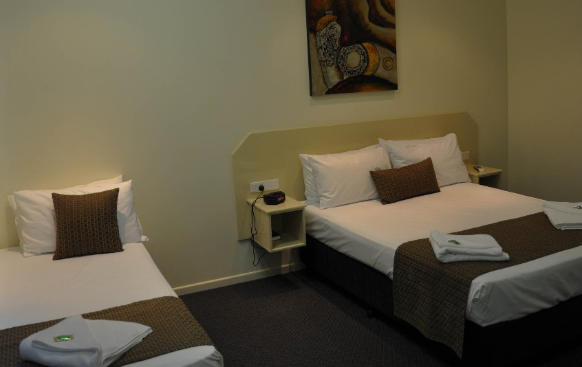 Bluewater Harbour Motel Bowen - Accommodation Fremantle