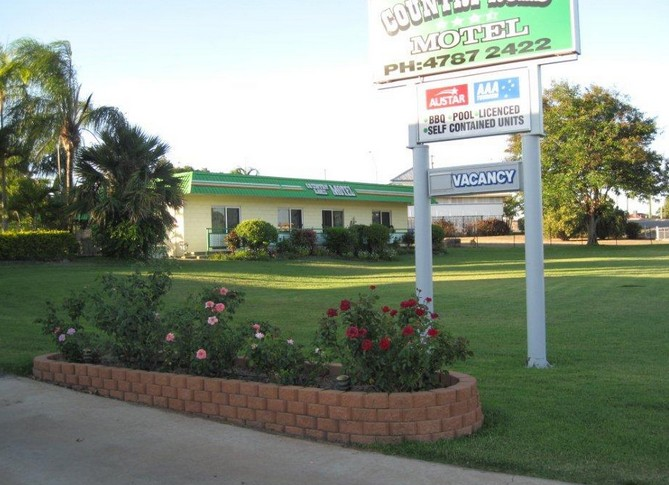 Country Road Motel - Accommodation Fremantle