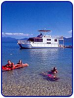 Hinchinbrook Rent A Yacht And House Boat - Accommodation Fremantle