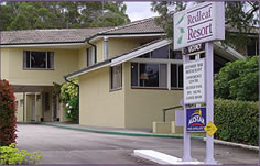 Redleaf Resort - Accommodation Fremantle