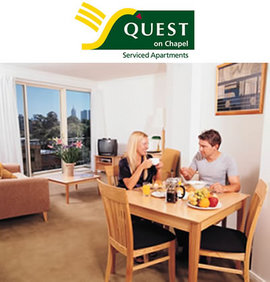 Quest On Chapel - Accommodation Fremantle