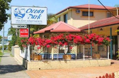 Ocean Park Motel and Holiday Apartments - Accommodation Fremantle