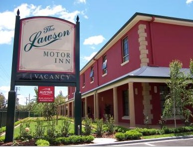 The Lawson Motor Inn - Accommodation Fremantle