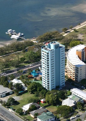 Palmerston Tower - Accommodation Fremantle