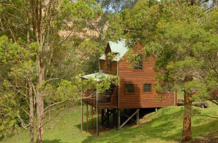 Hookes Creek Forest Retreat - Accommodation Fremantle