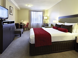 The Swanston Hotel Melbourne Grand Mercure - Accommodation Fremantle