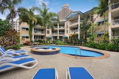 Surfers Beach Holiday Apartments - Accommodation Fremantle