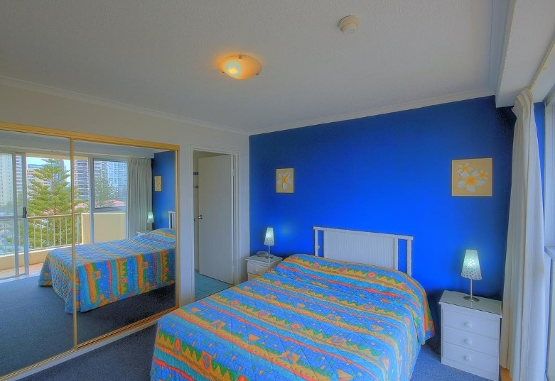 Surfers Beachside Holiday Apartments - Accommodation Fremantle