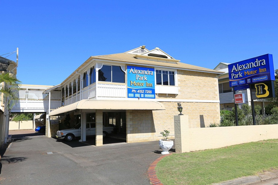 Alexandra Park Motor Inn - Accommodation Fremantle