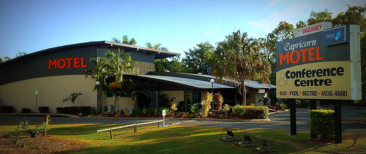 Capricorn Motel  Conference Centre - Accommodation Fremantle