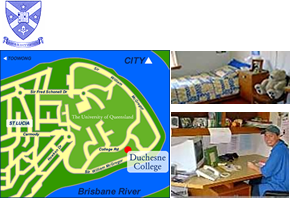 Duchesne College - Accommodation Fremantle