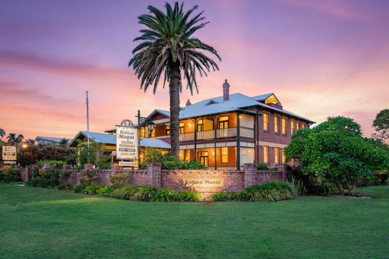 Ballina Manor Boutique Hotel  - Accommodation Fremantle