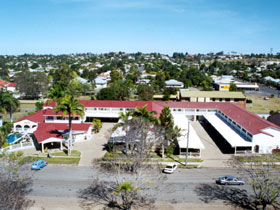 Central Park Motel - Accommodation Fremantle
