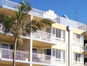 Mainsail Holiday Apartments - Accommodation Fremantle