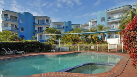 Tranquil Shores Holiday Apartments - Accommodation Fremantle