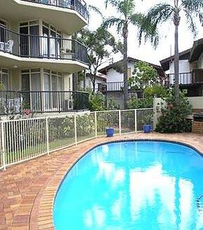 Bayview Beach Holiday Apartments - Accommodation Fremantle