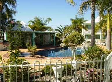 Reef Adventureland Motor Inn - Accommodation Fremantle