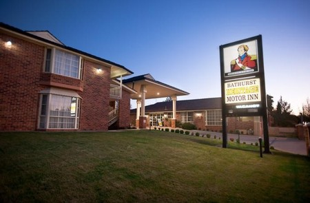 Bathurst Heritage Motor Inn - Accommodation Fremantle