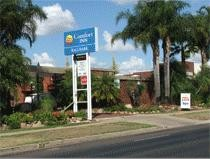 Comfort Inn Hallmark At Tamworth - Accommodation Fremantle