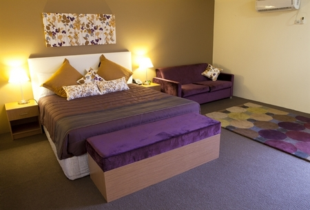 Comfort Inn Hunts Liverpool - Accommodation Fremantle
