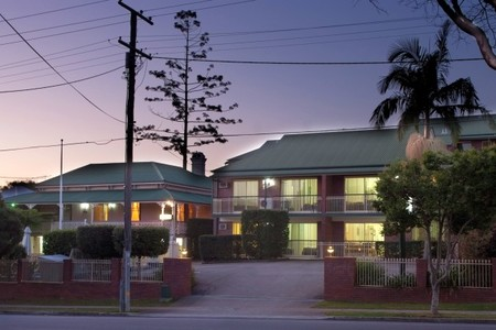 Aabon Holiday Apartments  Motel - Accommodation Fremantle