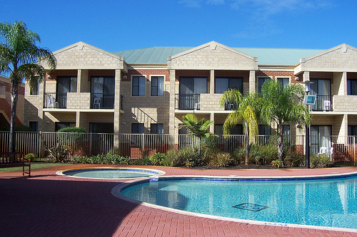 Country Comfort Inter City Perth Hotel  Apartments - Accommodation Fremantle