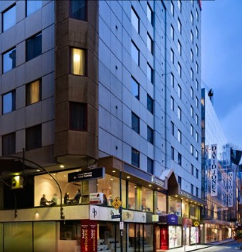 Mercure Hotel Welcome Melbourne - Accommodation Fremantle