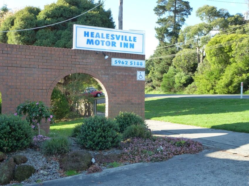 Healesville Motor Inn - Accommodation Fremantle