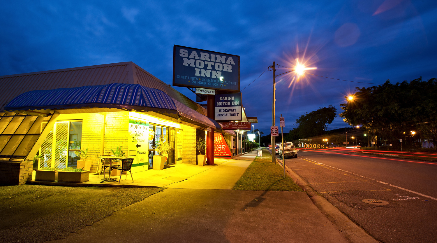 Sarina Motor Inn - Accommodation Fremantle