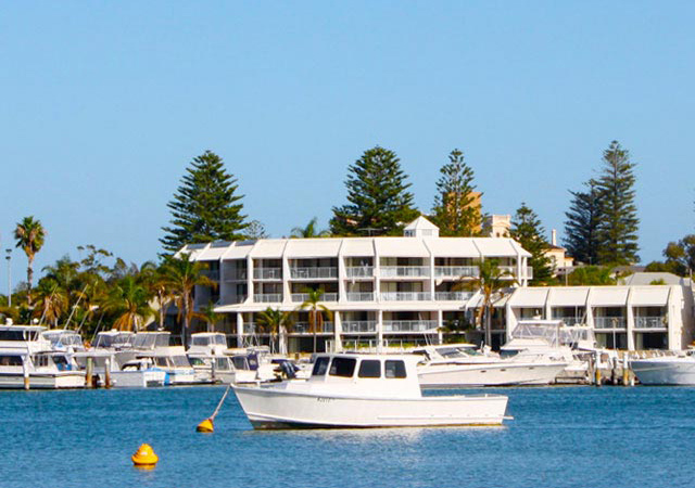 Pier 21 Apartment Hotel Fremantle - Accommodation Fremantle