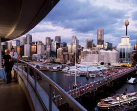 Grand Mercure Apartments Darling Harbour - Accommodation Fremantle