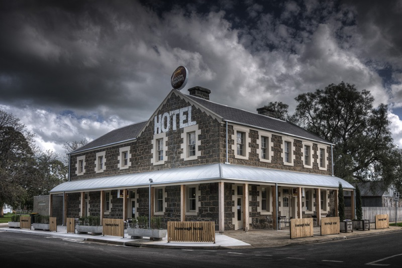 Inverleigh Hotel - Accommodation Fremantle