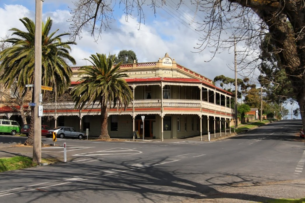 The Midland Hotel Castlemaine - Accommodation Fremantle